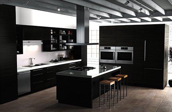 Bosch Benchmark Loft Kitchen