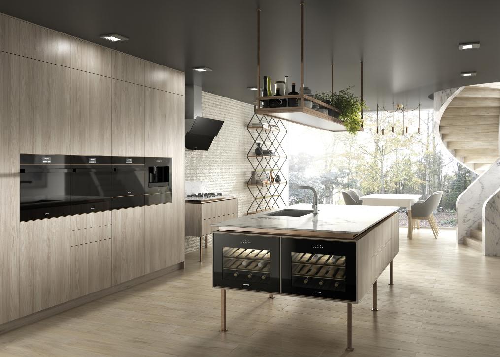 H gase la luz diez tendencias en la iluminaci n de - Iluminacion de cocinas ...