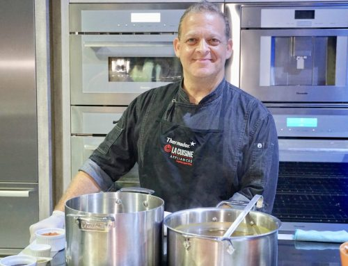 Alex Wertenstein: A chef without poses and not afraid of a crisis