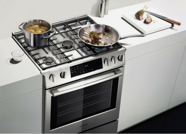 Bosch Luxary Appliances