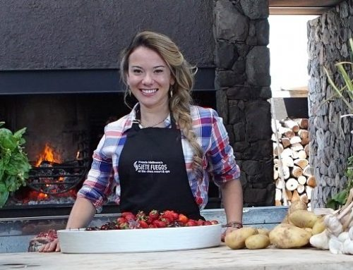 Grace Ramírez:  the ambassador chef of the Latin flame