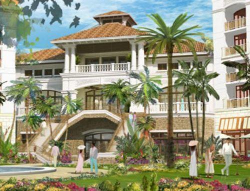 Rosewood villas – Bahamas