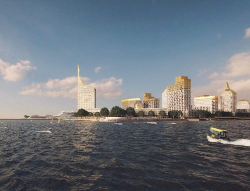 Golden City Block will show the new face of St. Petersburg