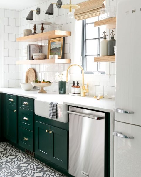 Cocina Verde Mosaico 1530782926 Lacuisineinternational