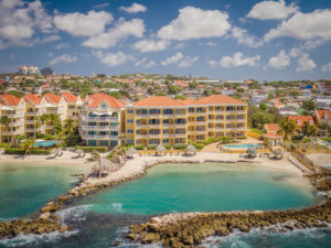 the strand - Curacao